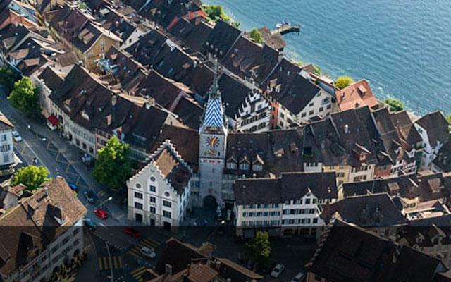 Stimmungsbild Stadt Zug